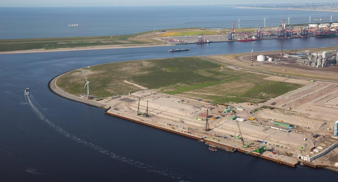 Overview of Terminal Rotterdam project